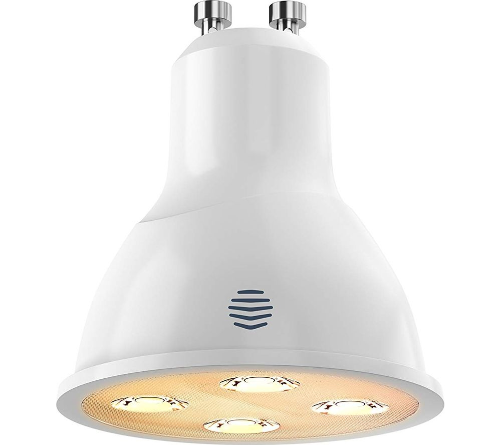 HIVE Dimmable LED Smart Bulb - GU10