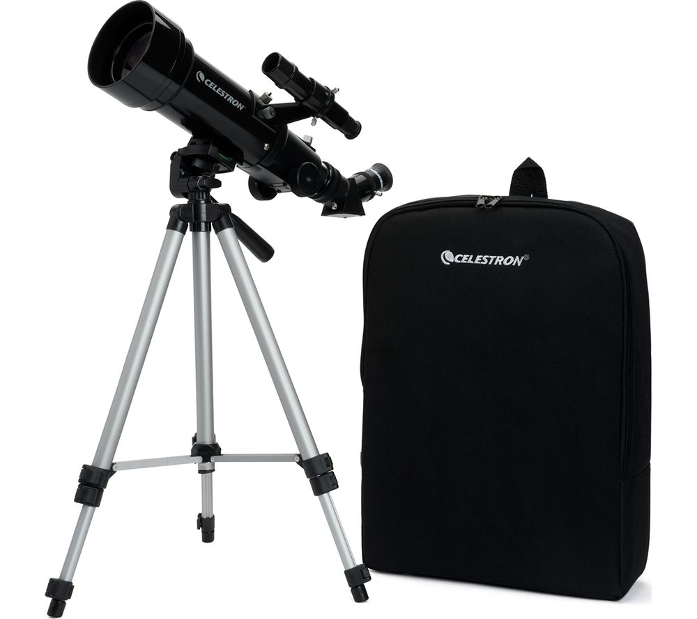 Click to view product details and reviews for Celestron Travelscope 21035 Cgl Refractor Telescope Black Black.