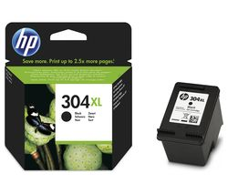 HP 304XL Black Ink Cartridge