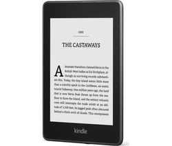 "AMAZON KINDLE Paperwhite 6"" eReader - 8 GB, Black"