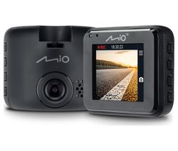 MIO MiVue C320 Full HD Dash Cam - Black