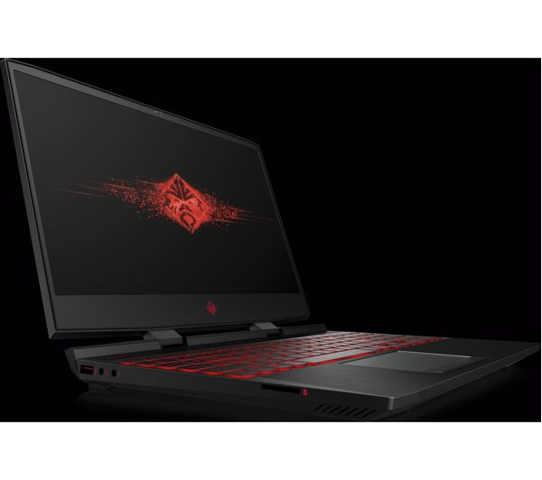 "HP OMEN 15 6"" Intel® Core™ i7 RTX 2070 Gaming Laptop - 1 TB HDD & 256 GB SSD"
