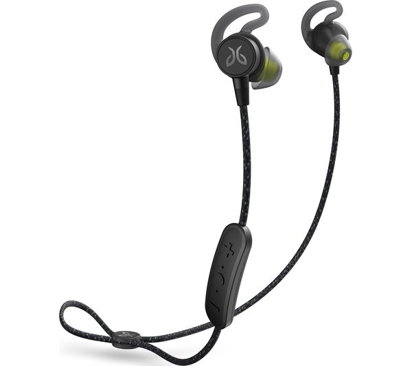 Image of JAYBIRD Tarah Pro Wireless Bluetooth Sports Earphones - Black & Metallic Flash