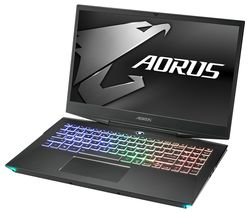 "GIGABYTE AORUS 15-XA 15.6"" Intel® Core™ i7 RTX 2070 Gaming Laptop - 2 TB HDD & 512 GB SSD"