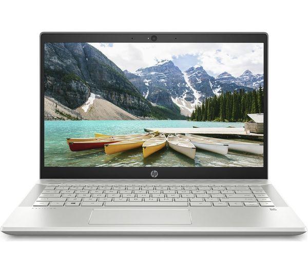8fh54ea Abu Hp Pavilion 14 Ce3520sa 14 Laptop Intel Core I7 512 Gb Ssd Silver Currys Pc World Business
