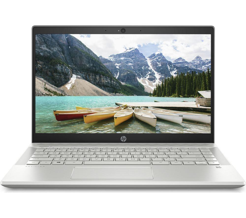"HP Pavilion 14-ce3520sa 14""  Laptop - Intel® Core™ i7, 512 GB SSD, Silver"