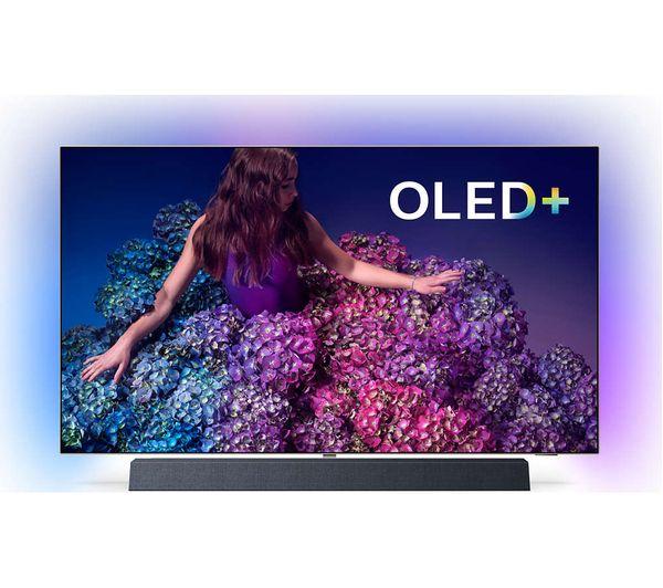 "PHILIPS 65OLED934/12 65"" Smart 4K Ultra HD HDR OLED TV"