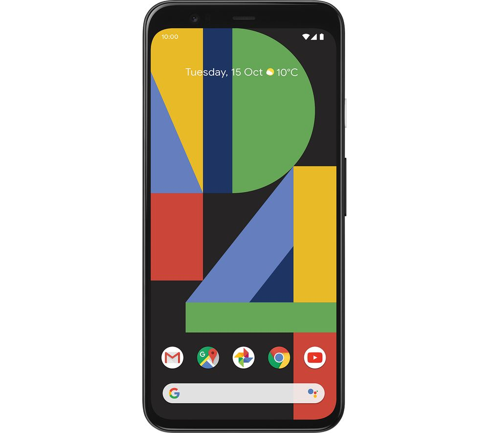 Pixel 4 - 128 GB, Just Black