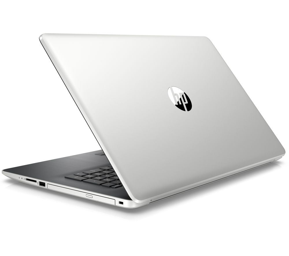 "HP 17-by2500na 17.3"" Laptop - Intel® Core™ i3, 1 TB HDD, Silver"