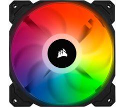 iCUE SP Series 140 mm Case Fan - RGB LED