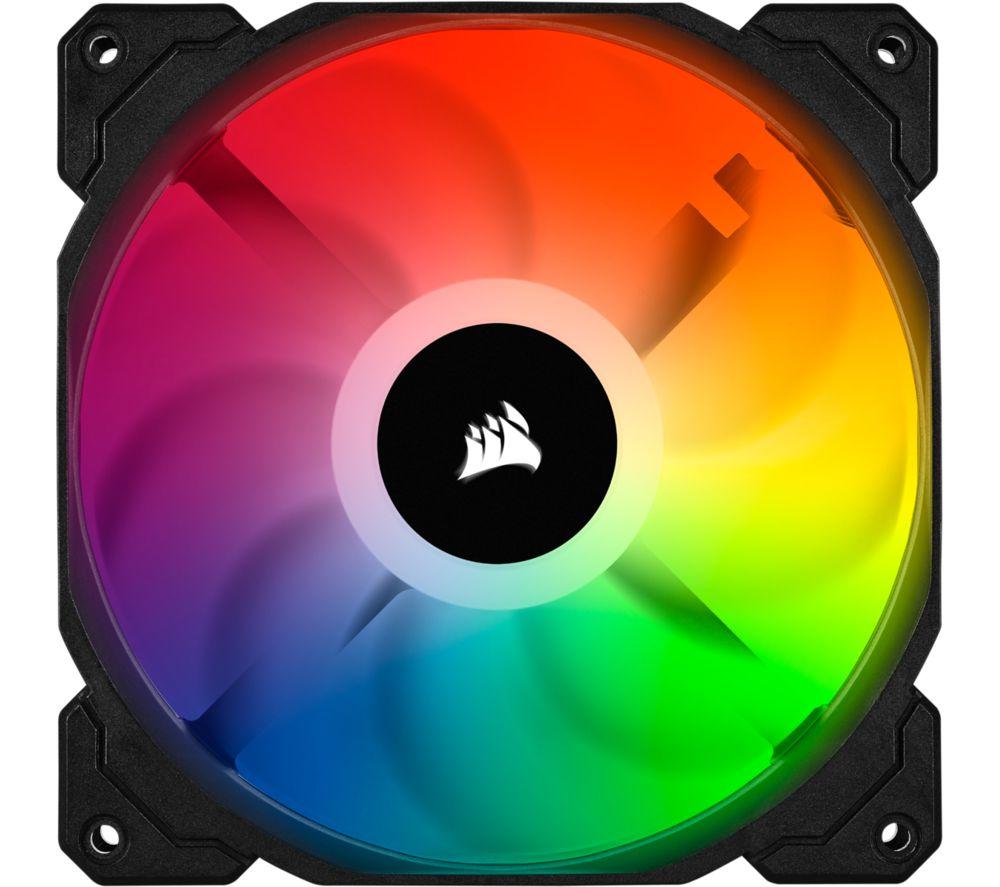 CORSAIR iCUE SP Series 140 mm Case Fan - RGB LED