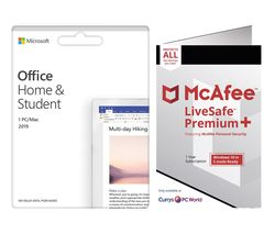 MICROSOFT Office Home & Student 2019 - Lifetime for 1 user