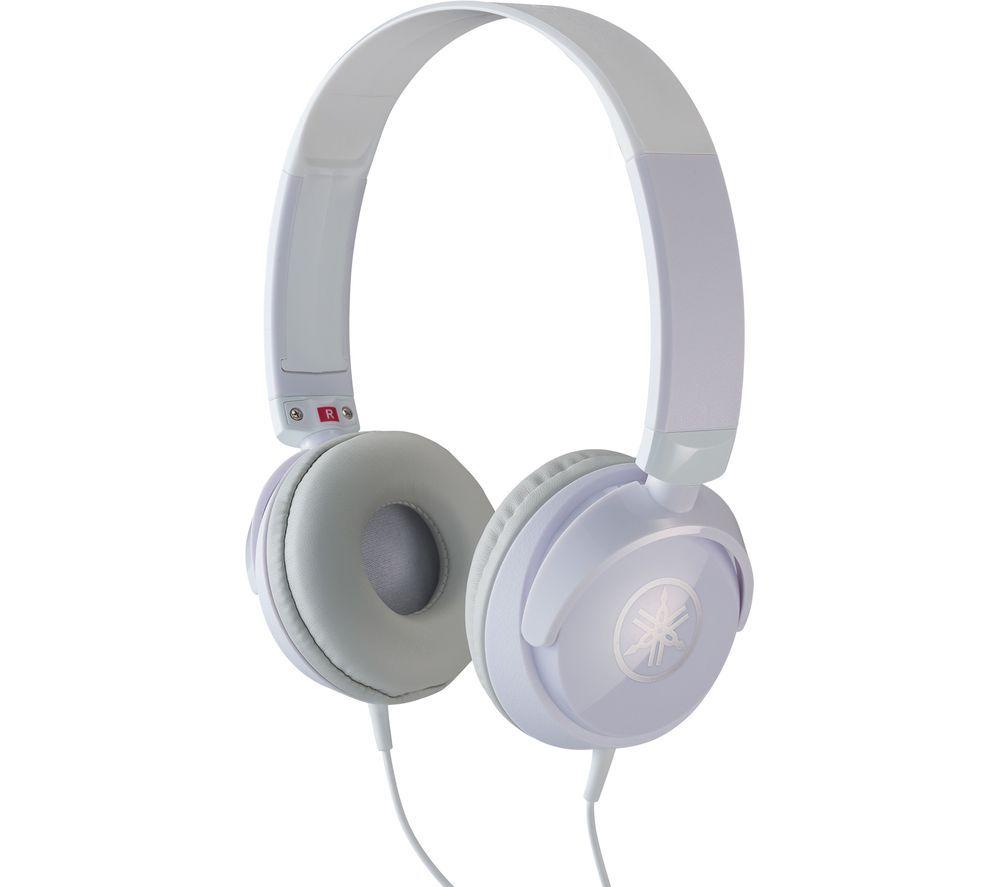 YAMAHA HPH-50 Headphones - White