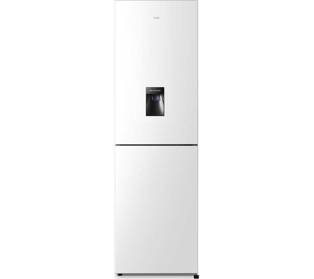 LOGIK LNFD55W20 50/50 Fridge Freezer - White