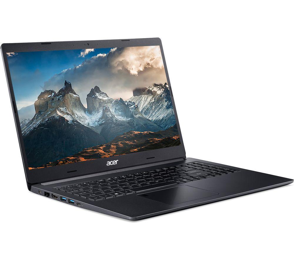 "ACER Aspire 5 A515-44 15.6"" Laptop - AMD Ryzen 5, 512 GB SSD, Black"