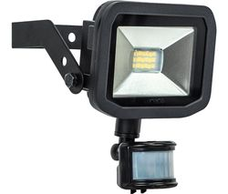 Slimline Guardian LED Floodlight - Black