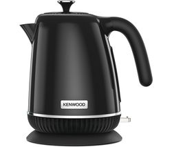 Elegancy ZJP11.A0BK Jug Kettle - Black
