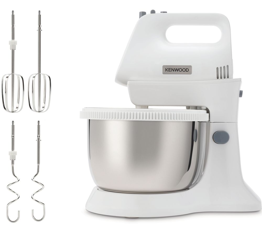 KENWOOD Chefette Lite Stand Mixer - White