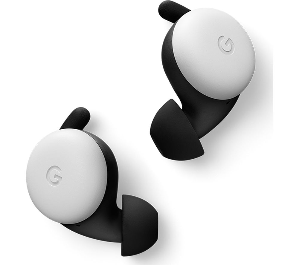 Buy GOOGLE Pixel Buds Wireless Bluetooth Earphones - Clearly White | Free  Delivery | Currys