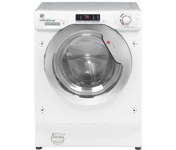 H-WASH 300 Lite HBDS485D2ACE Integrated 8 kg Washer Dryer
