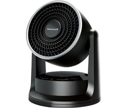 TurboForce HHF565BE1 Hot & Cool Fan - Black