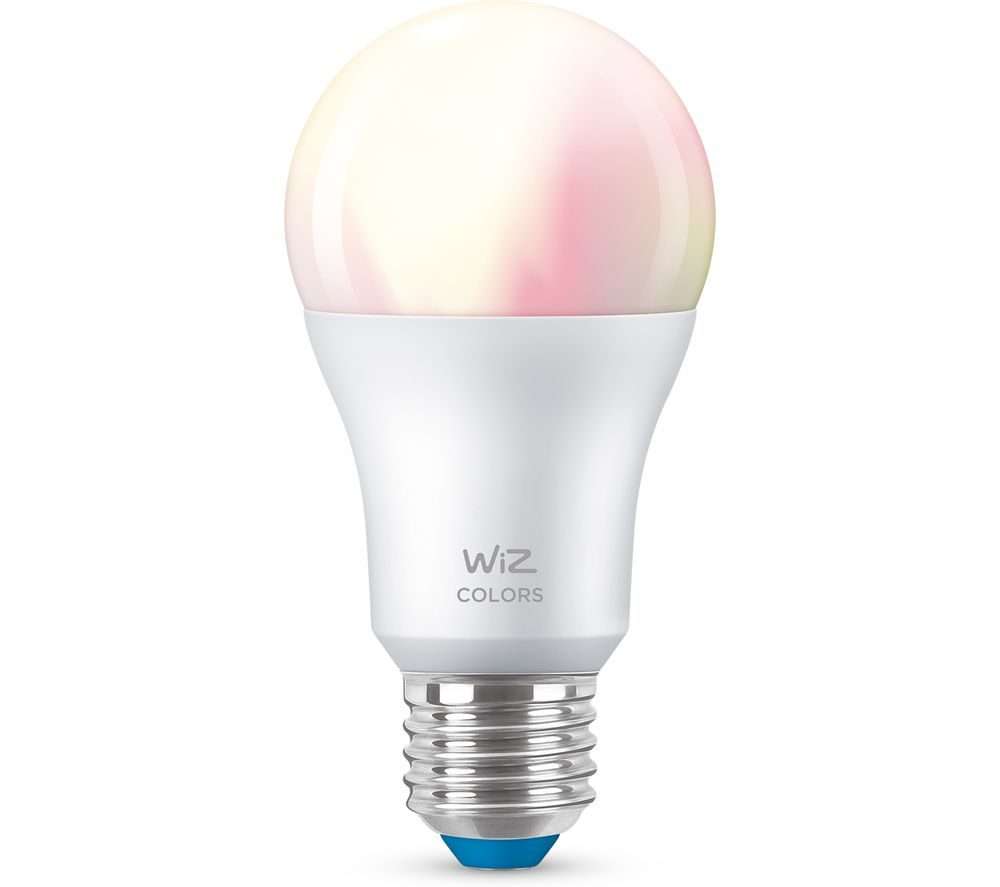 WIZ CONNECTED A60 Full Colour Smart Light Bulb - E27