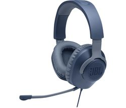 Quantum 100 Gaming Headset - Blue