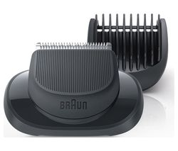 BRAUN BRASP4743 EasyClick Beard Trimmer Attachment - Black