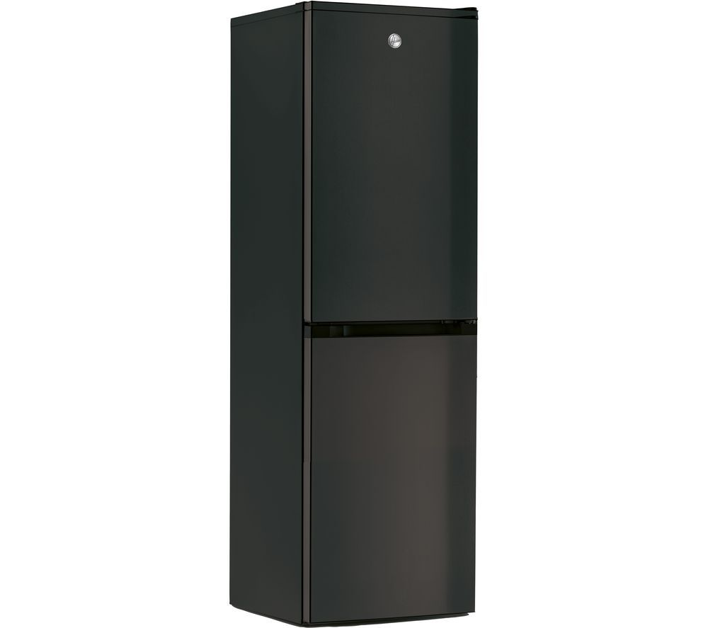 HOOVER H-Fridge 300 HCLM 572 BKN 50/50 Fridge Freezer - Black, Black