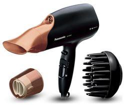 Nanoe EH-NA65 Hair Dryer - Black & Rose Gold