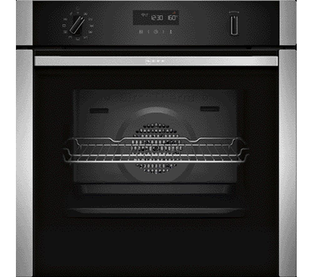 NEFF B2ACH7HH0B Electric Oven - Stainless Steel
