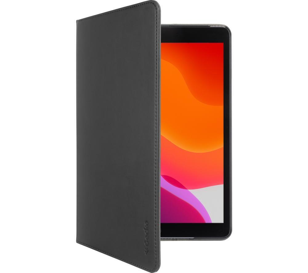 "GECKO COVERS Easy-click 10.2"" iPad Smart Cover - Black, Black"