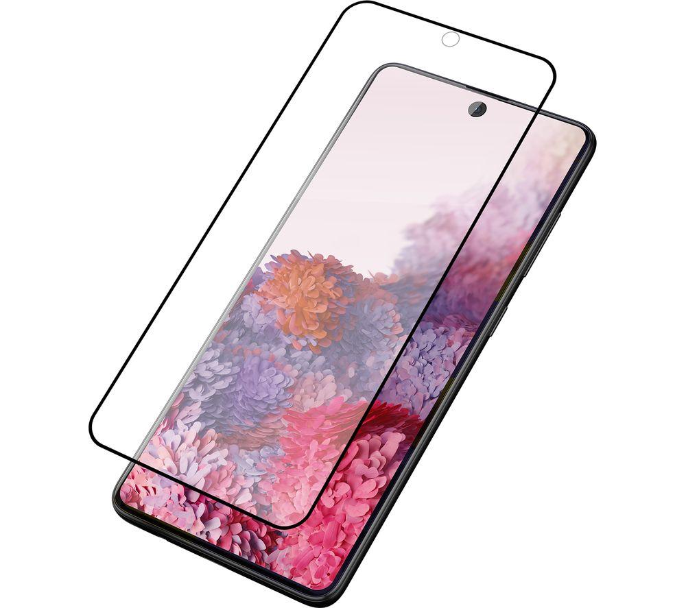 Zagg InvisibleShield ClearGuard Glass Galaxy S20 Fan Edition Screen Protector