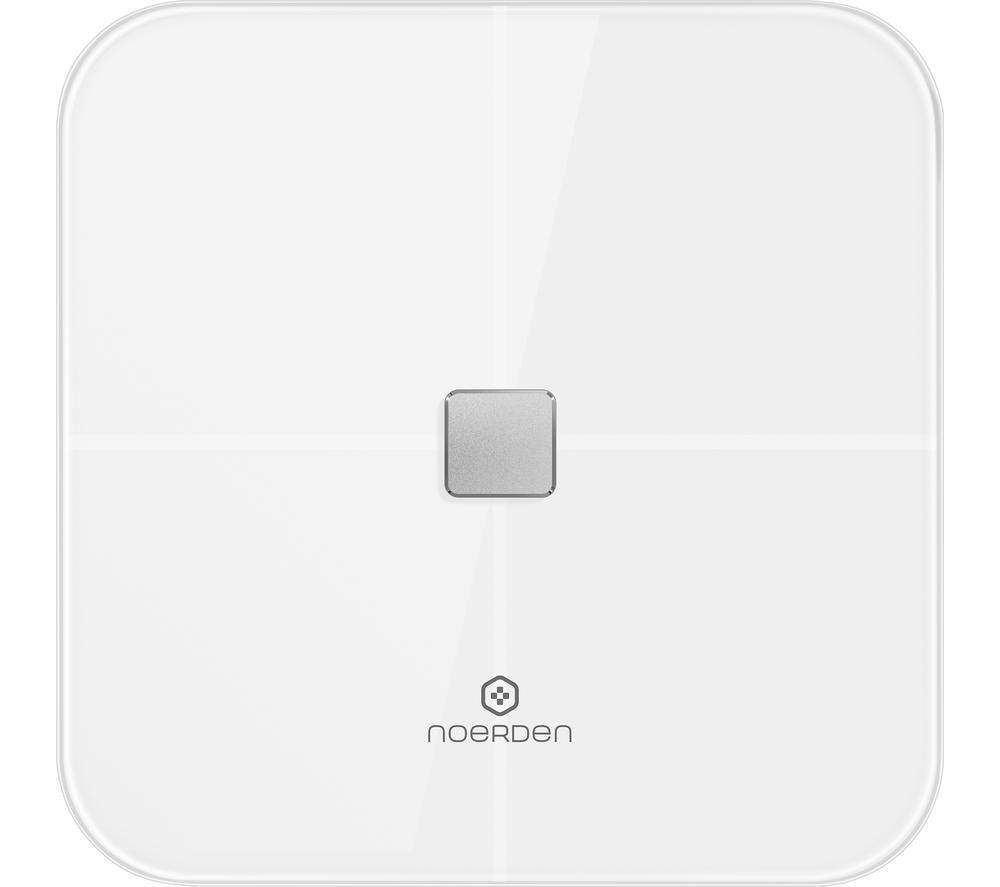 NOERDEN Sensori Smart Scale - White