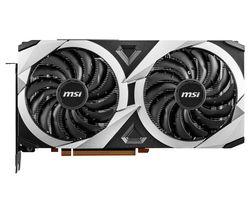 Radeon RX 6700 XT 12 GB MECH 2X OC Graphics Card
