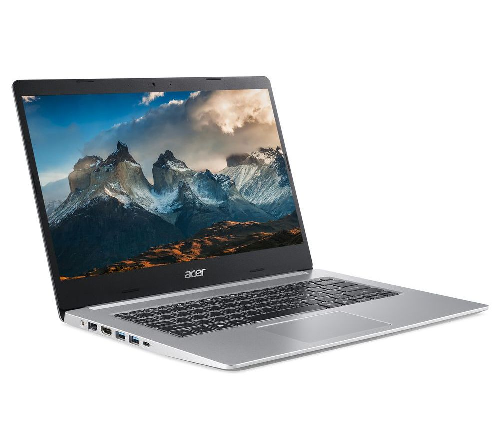 """Image of ACER Aspire 5 A514-53 14"""" Laptop - Intel®Core™ i5, 256 GB SSD, Silver, Silver"""