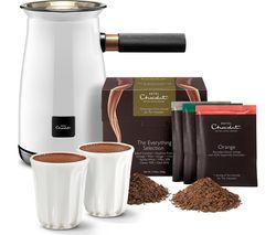 HC01 Velvetiser Hot Chocolate Machine - White