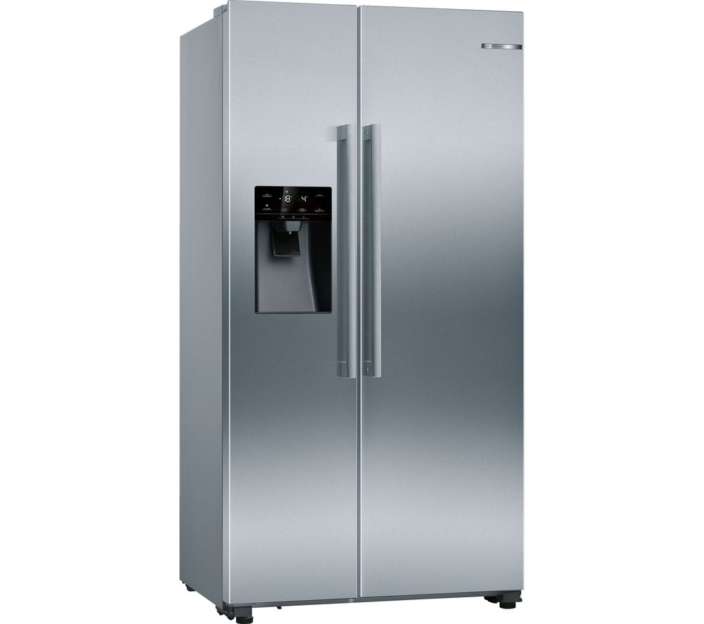 BOSCH KAI93VIFPG American-Style Fridge Freezer - Inox