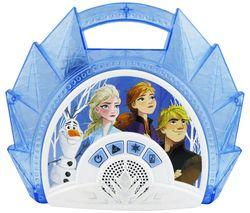 Frozen 2 FR-115.EMV9M Sing-Along Boombox - Blue & White