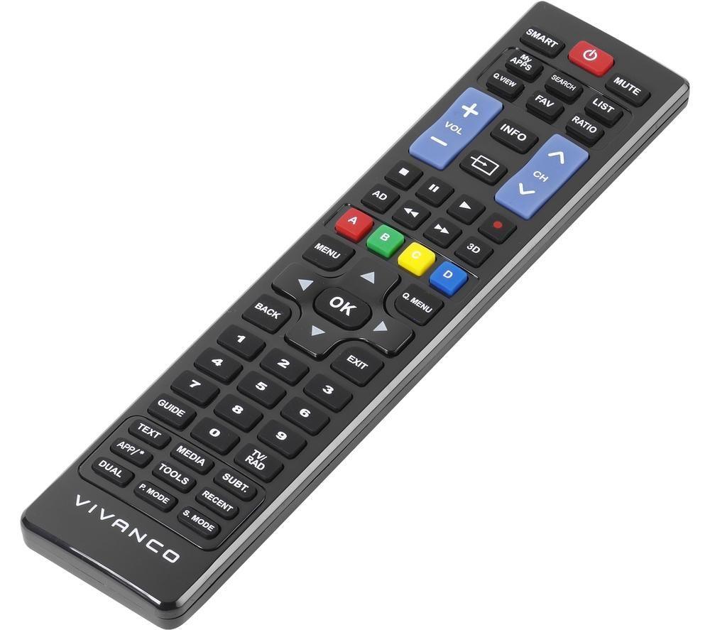 VIVANCO RR 220 Samsung Universal Remote Control
