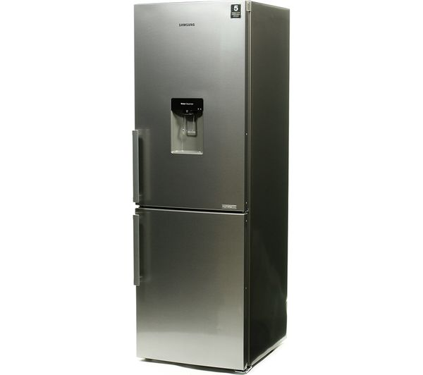 SAMSUNG RB29FWJNDSA/EU 60/40 Fridge Freezer - Silver