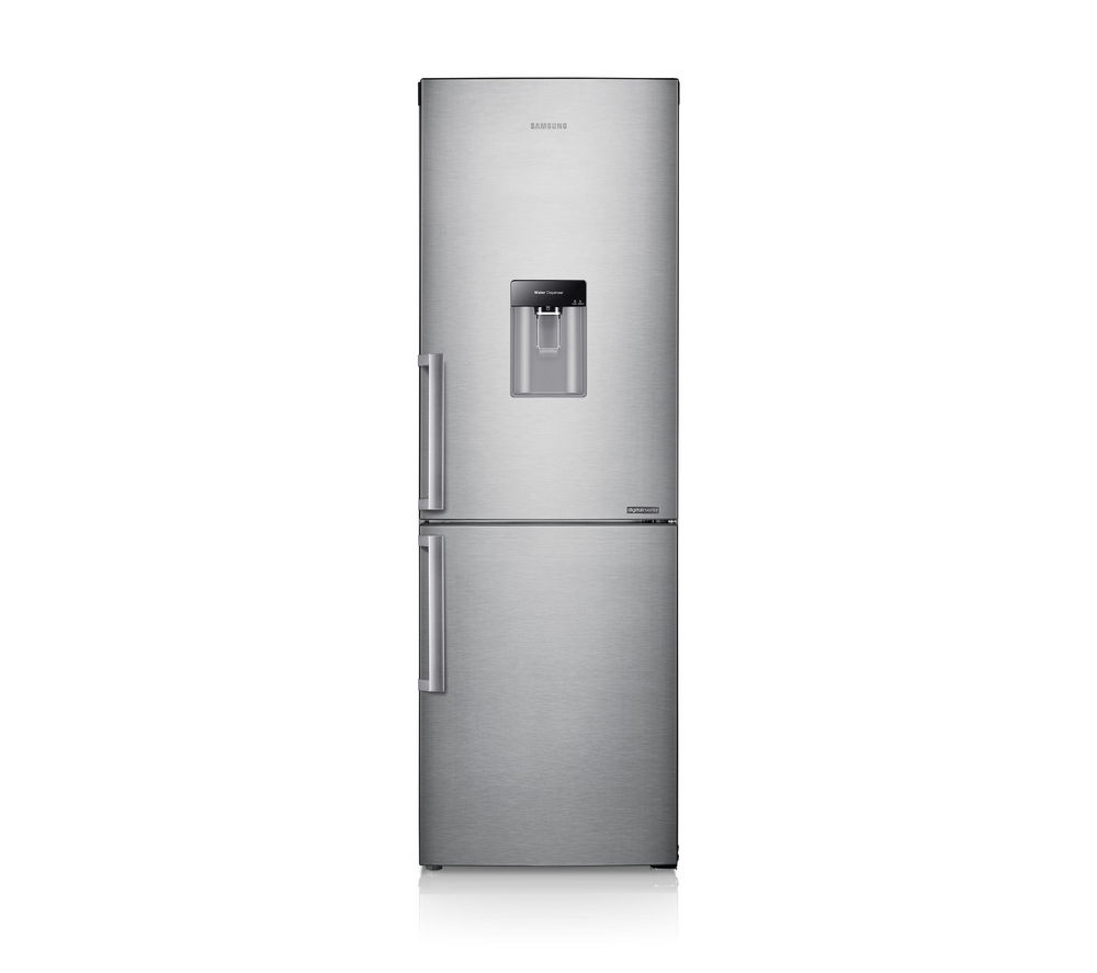 SAMSUNG RB29FWJNDSA 60/40 Fridge Freezer - Silver