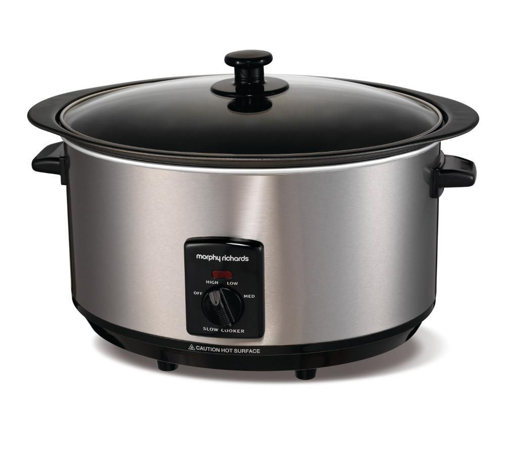 Buy Morphy Richards 48705 Sear And Stew Slow Cooker