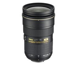 NIKON AF-S NIKKOR 24-70 mm f/2.8G ED Wide-angle Zoom Lens