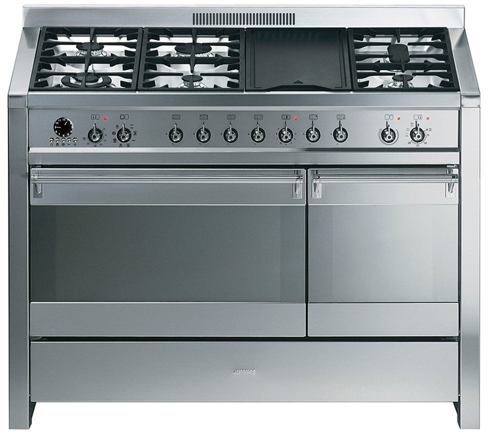 Compare prices for Smeg Opera 120 Dual Fuel Range Cooker