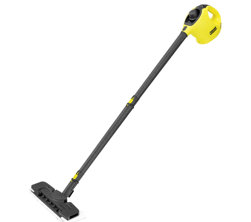 KARCHER SC1 Premium Steam Cleaner - Yellow & Black