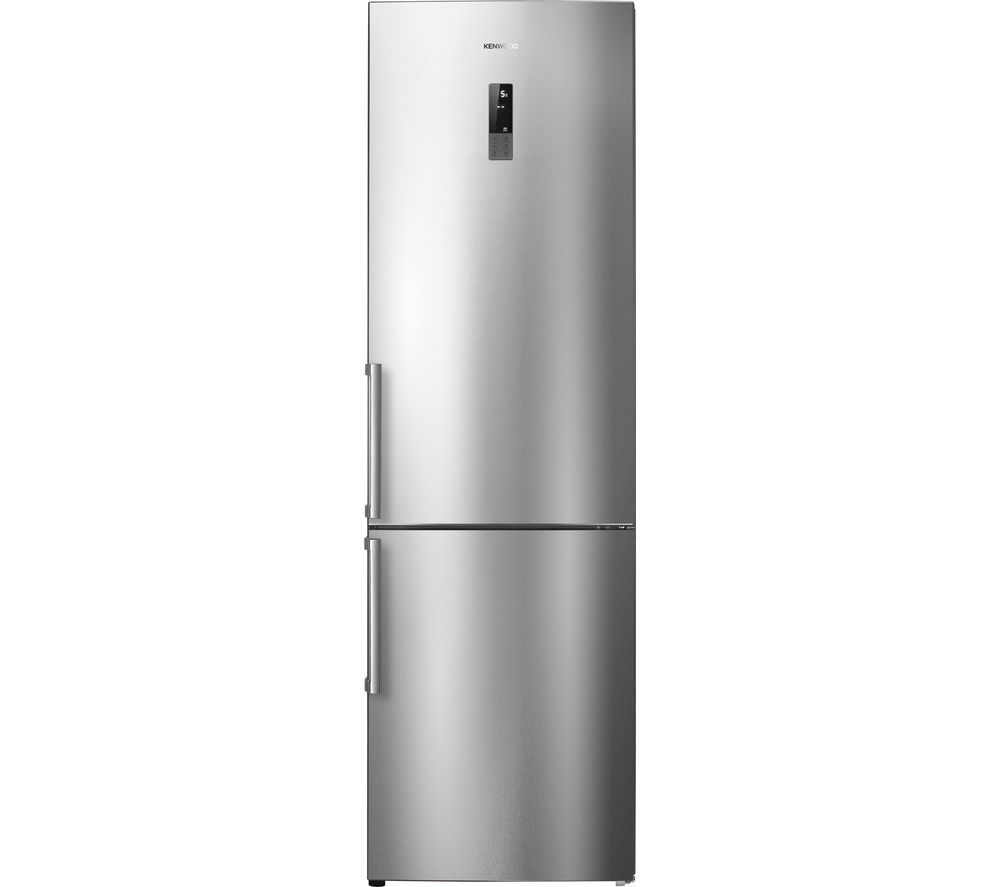 KENWOOD KFC60SS15 70/30 Fridge Freezer - Stainless Steel