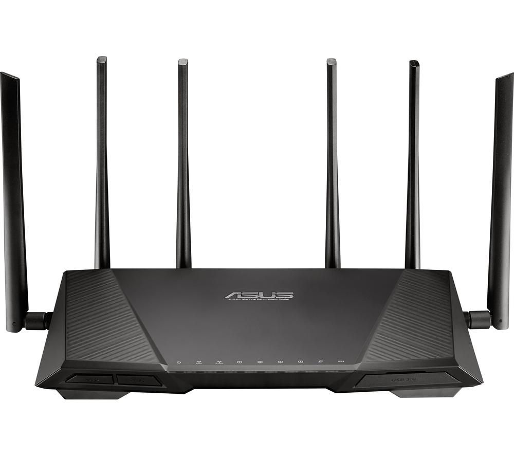 asus rt ac3200 wifi cable fibre router ac 3200 tri. Black Bedroom Furniture Sets. Home Design Ideas