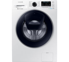 SAMSUNG AddWash WW90K5410UW Washing Machine - White