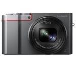 PANASONIC Lumix DMC-TZ100EB-S Compact Camera - Silver